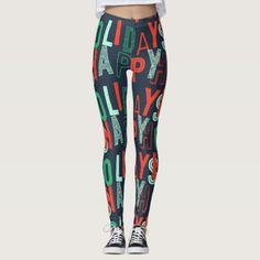 a fun, bright, modern Holiday collection Modern Christmas, Holiday Fun, Christmas Holidays, Xmas, Festive, Christmas Leggings, Christmas Clothes, Popular Christmas Gifts, White Elephant Gifts