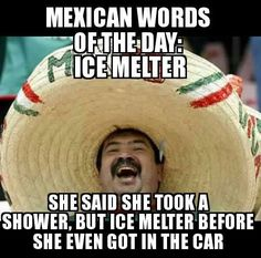 Mexican word that sounds like essay