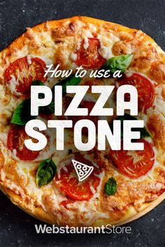 If you want to bake lighter, crispier pizza crusts, we've got you covered. Check out our guide on how to use a pizza stone for step-by-step instructions. Grill Pizza Stone Recipe, Grilled Pizza Stone, Grilled Pizza Recipes, Chicken Crust Pizza, Pizza Pizza, Pizza Dough, Barbecue Pizza, Barbecue Recipes, Pizza