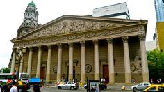 La Catedral Metropolitana en Buenos Aires, Argentina