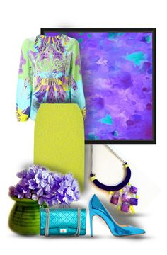 """""""my necklace"""" by sarakeyhandmade ❤ liked on Polyvore"""