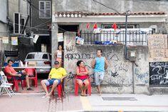 Olimpíadas Suburbanas: contrastes no cotidiano em torno do Engenhão