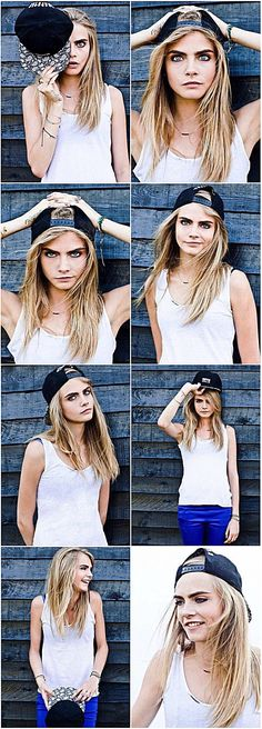 New Ideas For Photography Women Models Cara Delevingne Cara Delevingne Photoshoot, Cara Delevigne, Cara Delevingne Bikini, Cute Celebrities, Celebs, Angry Girl, Model Face, Burberry, Photography Women