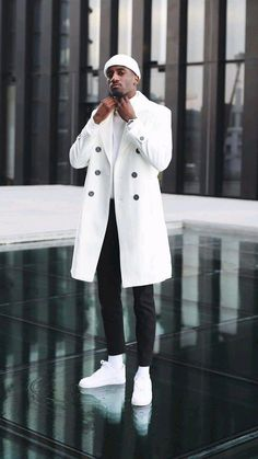 10 trendy fall fashion outfits for men to stylize with 5 Just keep calm and read about these sexy Fall Fashion Outfits for Men as to make your girl stare at your incomparable hotness making you pose a disastrous Fall Fashion Outfits, Mode Outfits, Look Fashion, Black Men's Fashion, Fashion Styles, Minimal Fashion, Fashion Photo, Fashion Trends, Black Men Winter Fashion