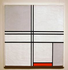 would be rude not to pin some Mondrian up here...