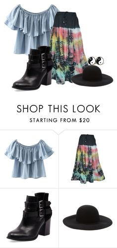 """""""June 27th 2016"""" by lorelei-is-me ❤ liked on Polyvore featuring Chicnova Fashion, Bonbons and Forever 21"""