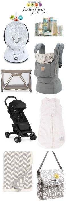 Nordstrom Anniversary Sale - Things for Baby - Review #Nsale