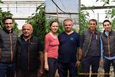 Naturinda abre puertas al 'modelo familiar' #agricultura #agriculture #farm #farmer #farmlife #agricultores #invernaderos #greenhouse #verdura #verduritas #verdure #vegetables #almeria #spain