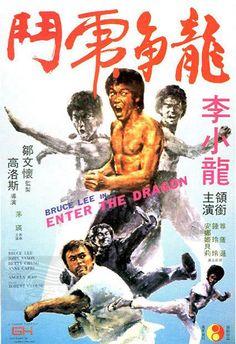 Enter the Dragon 龍爭虎鬥 // 龙争虎斗 (1973)