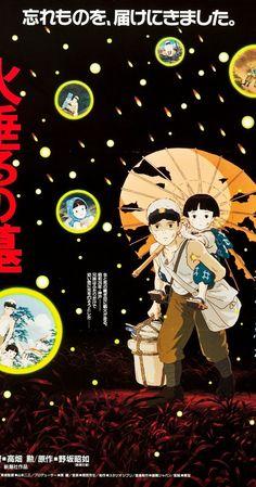 Directed by Isao Takahata.  With Tsutomu Tatsumi, Ayano Shiraishi, Akemi Yamaguchi, Yoshiko Shinohara. A young boy and his little sister struggle to survive in Japan during World War II.