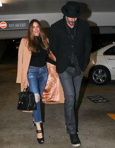 How to Do Date Night like Sofía Vergara and Joe Manganiello from InStyle.com