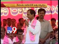 Bayyaram Ukku Telangana Hakku says KCR