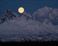 Denali: A mountain takes back its name