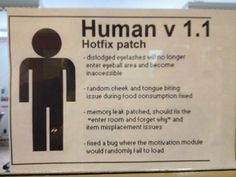 Human v1.1 - It Took Some Time But It's Finally Here