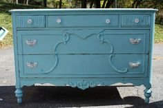Perfect color for my dresser!
