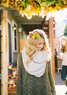 Fall party ideas   photo by Cambria Grace Photography   100 Layer Cake