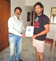 Balayya,Yuvaraj came to an understanding http://www.myfirstshow.com/news/view/39055/-BalayyaYuvaraj-came-to-an-understanding.html