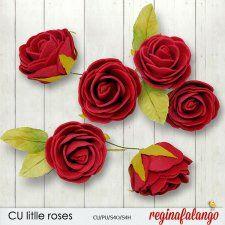 Little roses by reginafalango #CUdigitals cudigitals.com cu commercial digital scrap #digiscrap scrapbook graphics