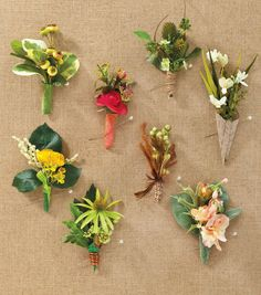 #DIY Floral Collage --- Find Directions and Supplies on Joann.com