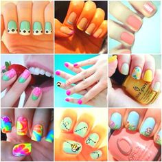 We have selected Fancy Nail Art Designs For Eid so that you can style up your nails and make yourself beautiful. Fancy Nail Art, Fancy Nails, Cute Nails, Opi, Essie, Simple Nail Art Designs, Gel Nail Designs, Nails Design, Spring Nails