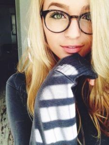5. Girls With Glasses
