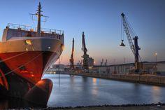 Hamburg-Hafen: http:  Mein Blog #tumblr #coolefotos IFTTT Hamburg hamburg