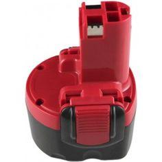 9.6V Battery for Bosch BAT048 BAT100 BAT119 23609 32609-RT GSR GDR 9.6V PSR960 Power Tool Batteries, Power Tools, Makita, Electrical Tools