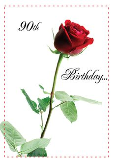 13 Best 90th Birthday Card Images