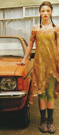 Grunge - 90s vintage fashion