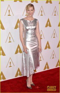 Cate Blanchett - Oscars Nominees Luncheon 2014 |