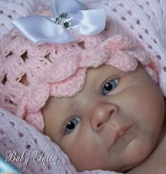 Yes, it's a doll!  Prototype Sili by Sabine Altenkirch Baby Elnion Newborn Baby Doll Reborn | eBay
