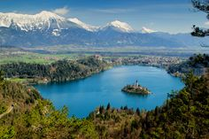 Bled Island, City of Bled, Slovenia