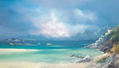 Near Horizons III by Philip GRAY Limited Edition Print...£325