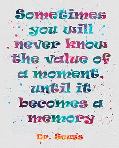 Dr. Seuss Quote 2