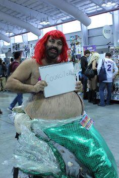 Ariel nailed!!!!!!