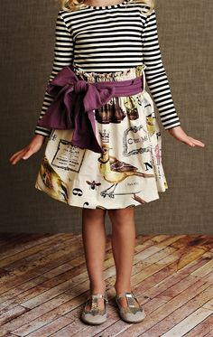 Persnickety Clothing - Girls Sash in Purple....OH MY I LOVE THIS SKIRT WITH THE PURPLE SASH....