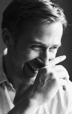 Ryan Gosling, people with beautiful smiles are 505% more attractive.
