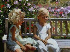 I admire good portraits.  Painting people is so hard for me.              Jeffrey T. Larson - Fine Artist -  - Jeff Larson