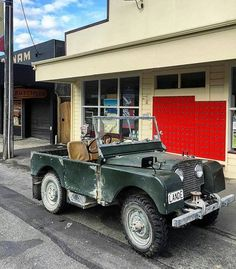 Land Rover 86 Serie One