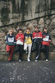 yuta, mark, jaehyun, johnny and taeil Nct 127, Winwin, Taeyong, Johnny Seo, Nct Taeil, Nct Group, Nba Fashion, Fandoms, Jung Jaehyun