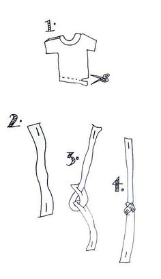 Ideias Tricô e Crochê: Pontos