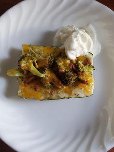 use zucchini and Greek yogurt instead! Sloppy Joe Mix, Nonfat Greek Yogurt, Fried Pickles, Loaded Baked Potatoes, Grilled Veggies, Bacon Bits, Bbq Pork, Zucchini Bread, Shredded Chicken