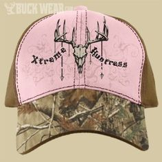 Amazon.com: Buck Wear Ladies Xtreme Huntress Hunting Hat: Sports & Outdoors