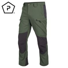 Pentagon Hydra Pants come with genuine YKK fly zipper, 7 practical pockets, strengthened knees, seat and ankles, zipped ventilation system with mesh protection and diamond-cut gusset for improved comfort and range of movement. Ideal for all kinds of outdoor activities. Only £64.95! Find out more at Military 1st online store. Free UK delivery and returns! Competitive overseas shipping rates.