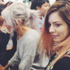 Gemma and Lou