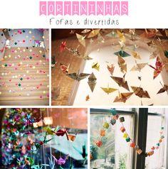 Deccorebba: Origamis na decoração