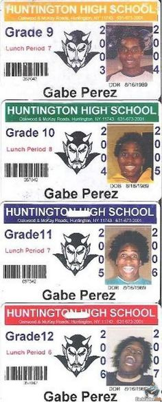 What if you get shown up by Gabe Perez? | The 35 Hardest Things About Taking A Picture On PictureDay