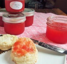 This Watermelon Jelly Recipe is very simple and requires very little ...