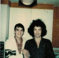 Tim Curry and Transylvanian, Perry Bedden