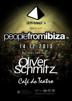 Amnésia Ibiza for Café do Teatro